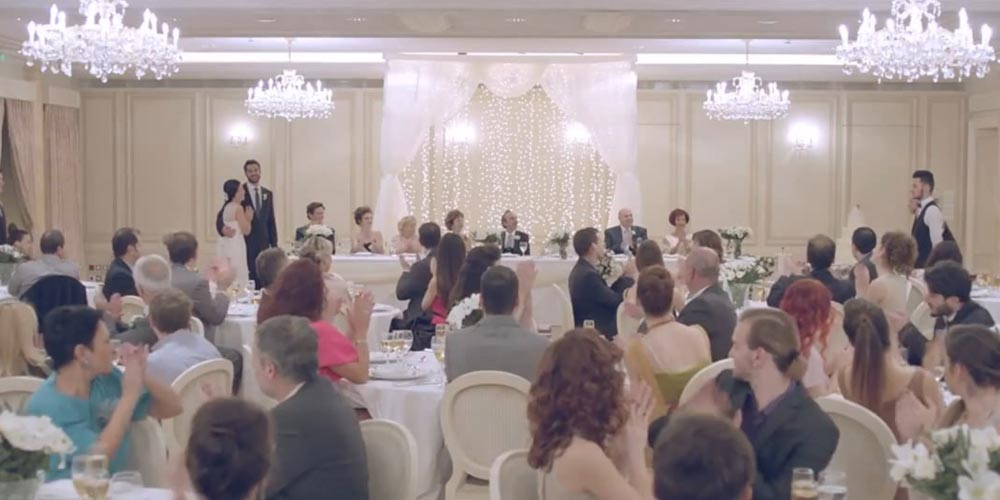 COSMOTE - THE WEDDING
